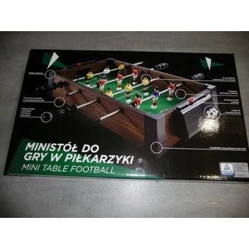 Mini stół do gry w piłkarzyki