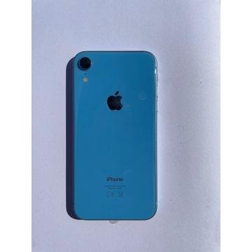Iphone XR 128GB niebieski po wymianie szkła