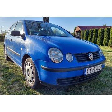 Volkswagen Polo 9n 2003 LPG okazja