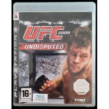 Gra PS3 UFC UNDISPUTED 2009