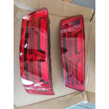 Lampy LED tył USA Audi Q7 4MO