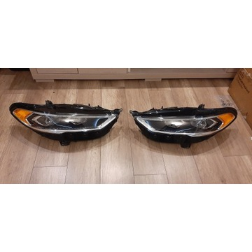 Ford Mondeo Fusion Mk5 lampa Full Led Lift Orygina