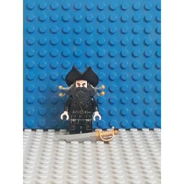 Lego piraci z karaibów Czarno Brody