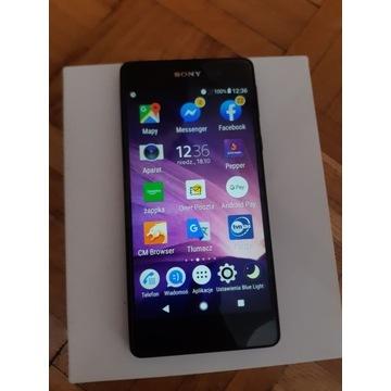 OKAZYJNY Sony Xperia E5 - st.BDB + 2x etui