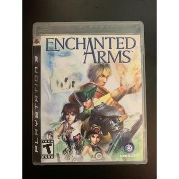 ENCHANTED ARMS PlayStation 3 PS3 NTSC BDB