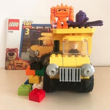 LEGO TOY STORY 7789 Wywrotka DISNEY