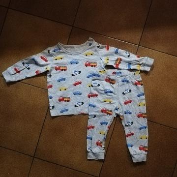 Piżamka chłopięca H&M r 80