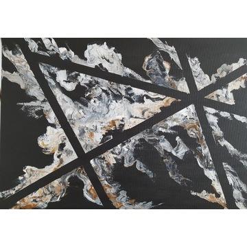 Obraz  Abstrakcja  70x50
