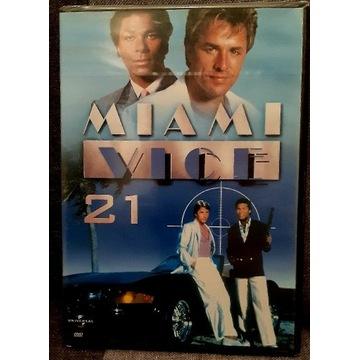 Miami Vice 21 DVD odcinek 41 i 42
