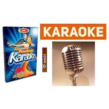 """Największe Przeboje Karaoke"" [DVD]"