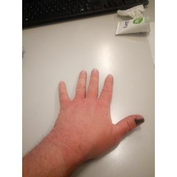 Rękawiczki ręcznie robione