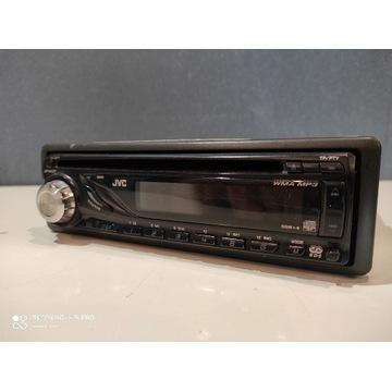 Radio samochodowe JVC KD G322 CD MP3
