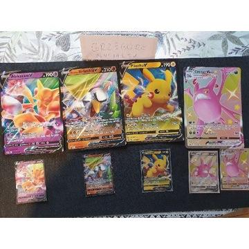 Pokemon TCG: Zestaw kart Promo , OVERSIDE  , BCM