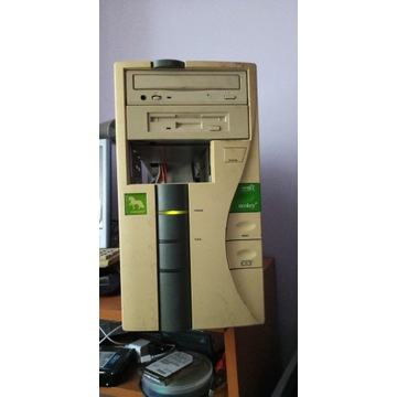 komputer retro amd k6 233