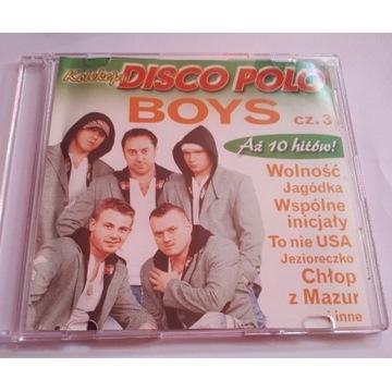 Kolekcja Disco Polo BOYS cz. 3