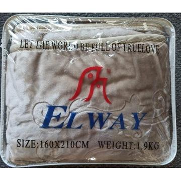 Koc tłoczony Elway - NOWY