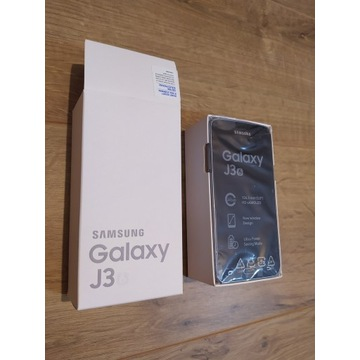 Smartfon Samsung Galaxy J3 SM-J320f/ds 8GB nowy