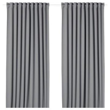 3 zestawy zasłon Ikea MAJGULL - OKAZJA!
