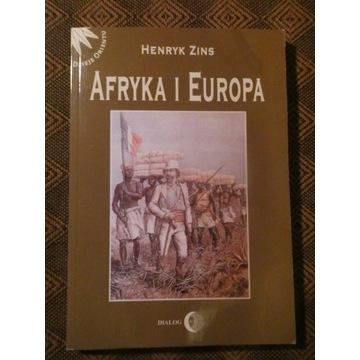 Henryk Zins Afryka i Europa