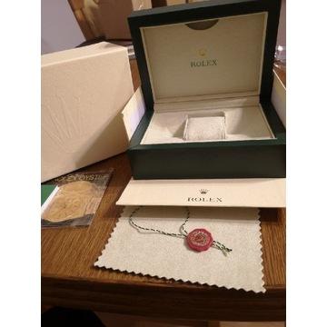 Pudełko Box etui Rolex