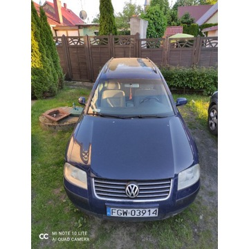 VW Passat B5 Kombi  2.3 V5 170KM Benz+LPG 2001