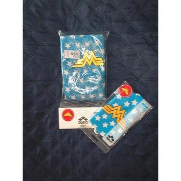 Arena Heroes Mesh Bag  002517 800 + czepek gratis