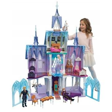 Zamek Arendelle Kraina Lodu Frozen 2 Disney Igła