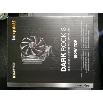 Chłodzenie procesora be quiet! Dark Rock 3