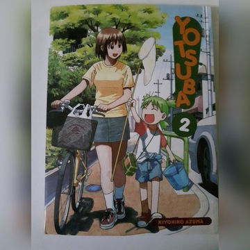 Yotsuba! - manga - tom 2