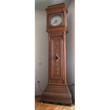 Zegar Stojący Antyk