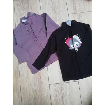 Bluzki z golfem  cocodrillo r.86