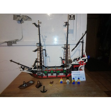 Lego Statek Piracki 6286 Skull's Eye Schooner