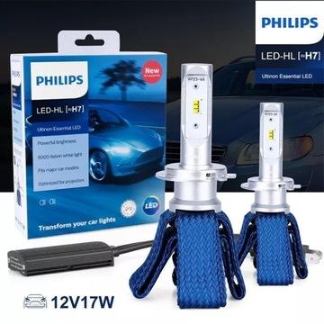 Philips LED-HL H7 ultinon essential led
