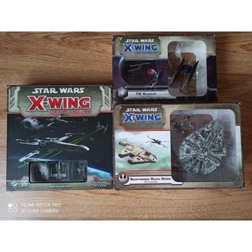 Star Wars X-Wing : SUPER ZESTAW!!!