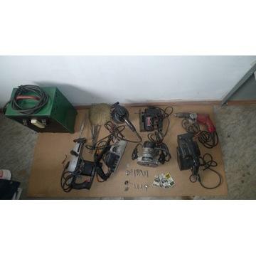 Zestaw narzędzi amerykańskich firmy Craftsman