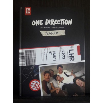 One Direction Yearbook od 1zł