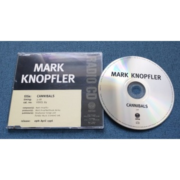 Mark Knopfler - Cannibals [CD-promo]