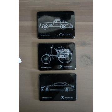 Zestaw magnesów Mercedes-Benz