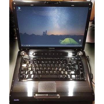 Sprawny Laptop do zabawy/pracy/nauki Toshiba A300