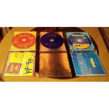 Płyty Kompaktowe CD Rfm Zima 2008 Hop Bęc 21Pop