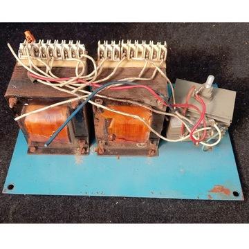 Transformator Winda ZREMB, 380V / 42,3V / 19V