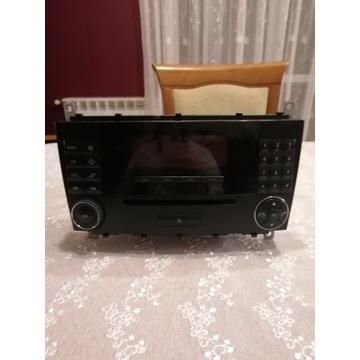 Radio mercedes w 203