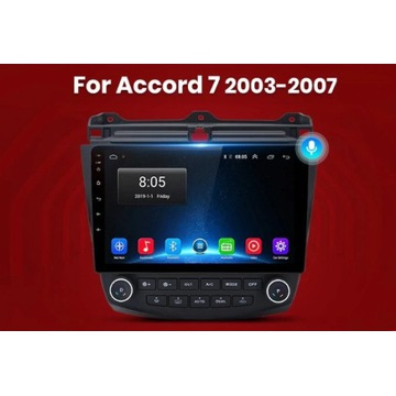 Radio NAVI Honda Accord 03-07 Android 10 Wifi CAM