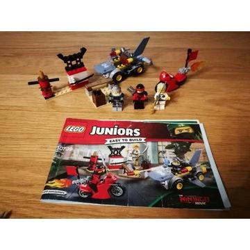 Lego Juniors Ninjago10739, 10722