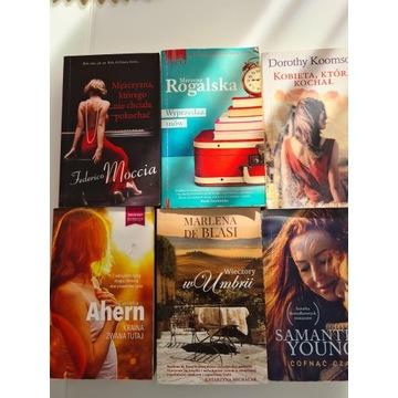 Zestaw książek- wydania kieszonkowe