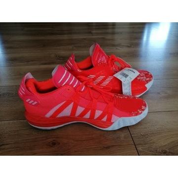 Buty do siatkówki Adidas Dame 6 Solar Red