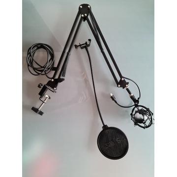 Stojak na mikrofon z zestawu SPC Gear SM900