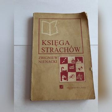 Księga strachów Zbigniew Nienacki