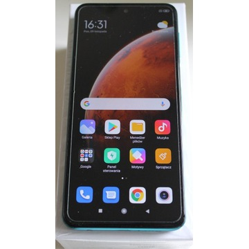Xiaomi Redmi Note 9 Pro OD KOBIETY 3 miesięczny!!!