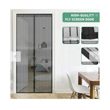 Moskitier Premium na drzwi z magnesem 205X185